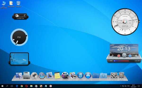 виджеты на рабочий стол windows 10 скачать бесплатно без регистрации