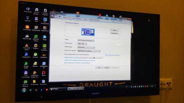 Как сделать экран четче на компьютер