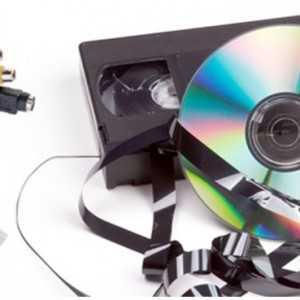 Оцифровка видеофильмов с аналооговой видеокамеры