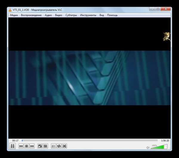 Программа для просмотра видео vob скачать