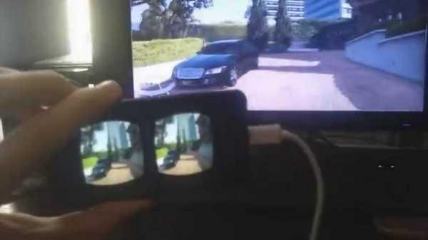 Подключение очков виртуальной реальности к пк автозарядка к беспилотнику spark
