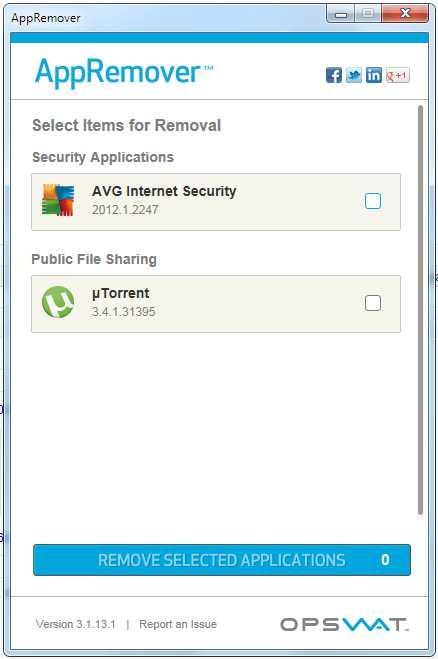 утилита для удаления comodo internet security premium