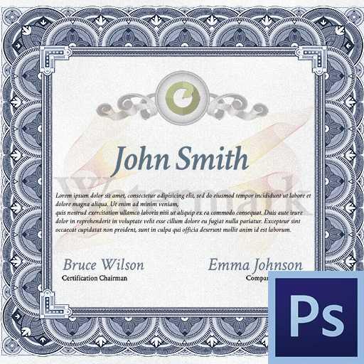 Сертификаты своими руками шаблоны
