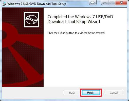 Как сделать загрузочный двд диск виндовс 7