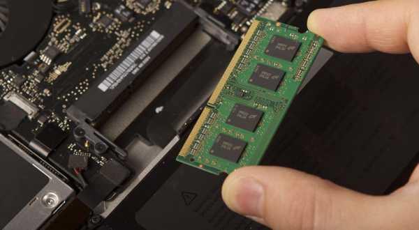 Не загружается после добавления оперативной памяти
