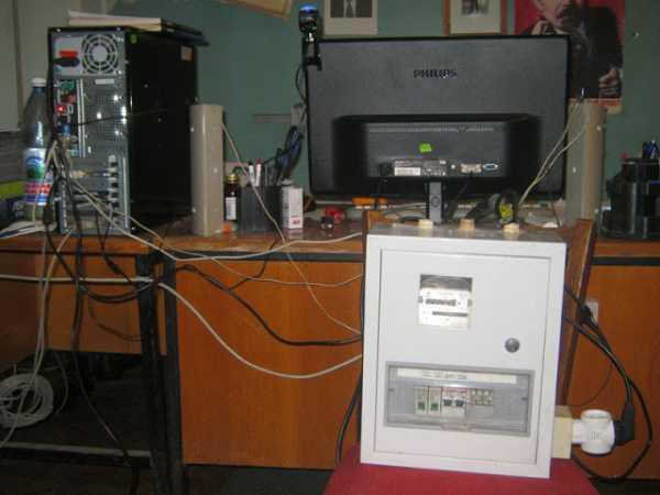 Сколько энергии потребляет компьютер в режиме бездействия