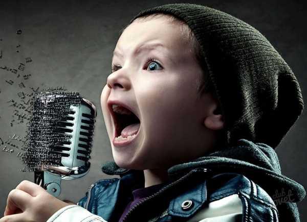 Как голос сделать жестче