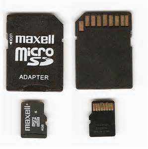 Почему картридер не видит карту памяти microsd